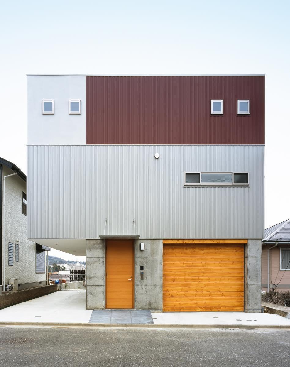 横須賀の家 (外観2)