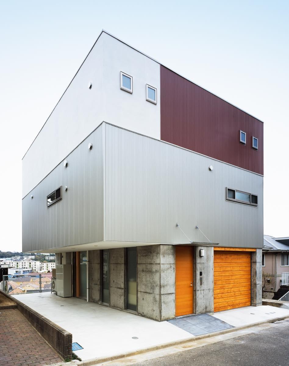 横須賀の家 (外観3)