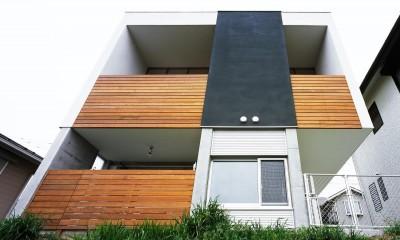横須賀の家 (外観4)