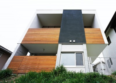 外観4 (横須賀の家)