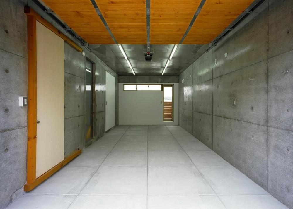 横須賀の家 (内観1)