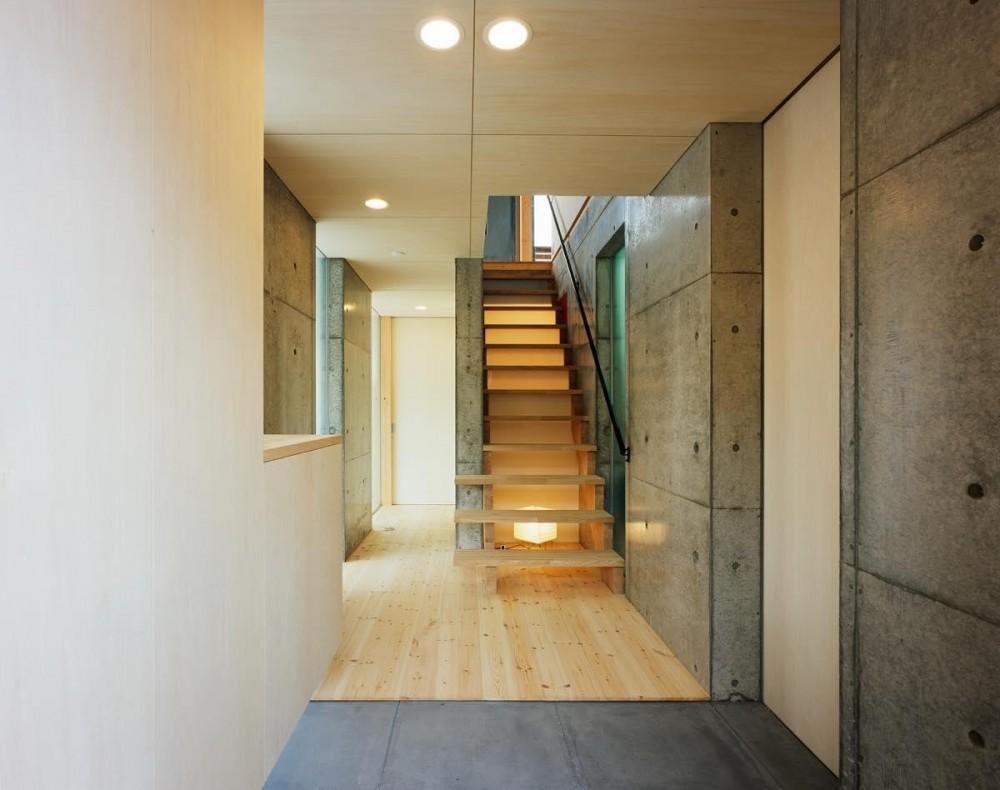 横須賀の家 (内観2)