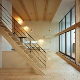 横須賀の家 (内観5)