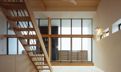 横須賀の家 (内観6)