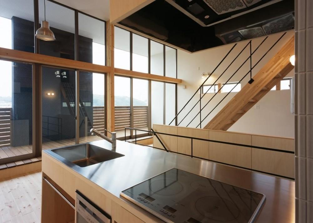 横須賀の家 (内観8)