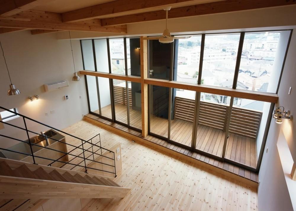 横須賀の家 (内観10)