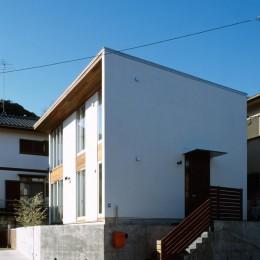 鎌倉の家 (外観1)