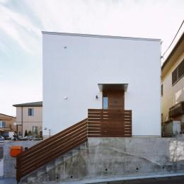 鎌倉の家 (外観2)