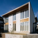 鎌倉の家の写真 外観3