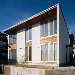 鎌倉の家 (外観3)