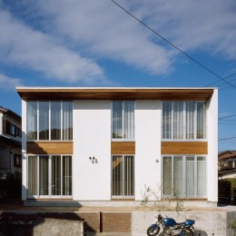 鎌倉の家 (外観4)
