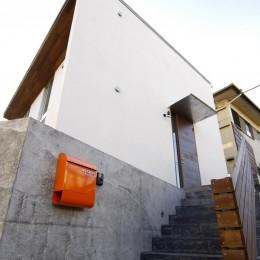 鎌倉の家 (外観5)