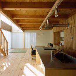 鎌倉の家 (内観2)