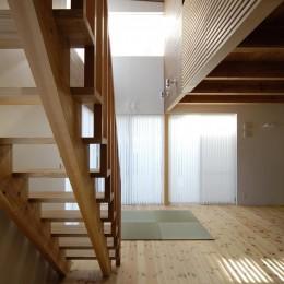 鎌倉の家 (内観9)
