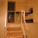 古川ビル / オーナー住戸付き事務所ビルの写真 4階リビング
