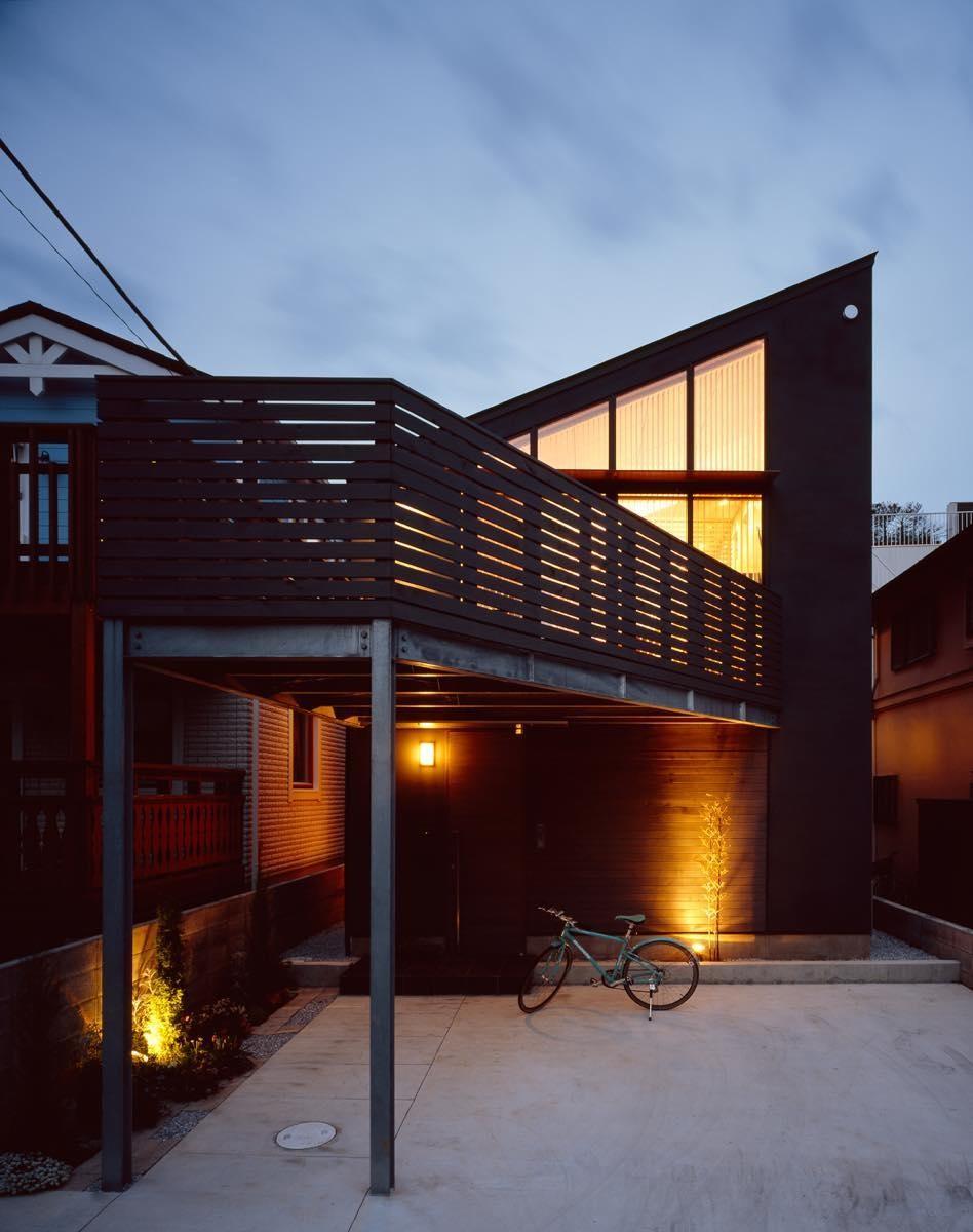 玉川学園の家 (外観2)