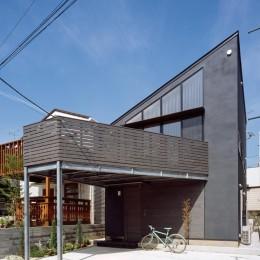 玉川学園の家