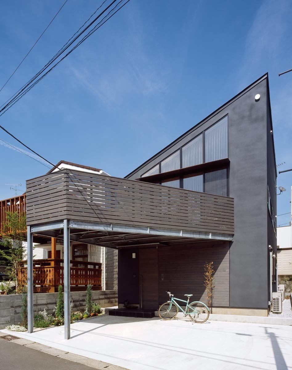 玉川学園の家 (外観3)