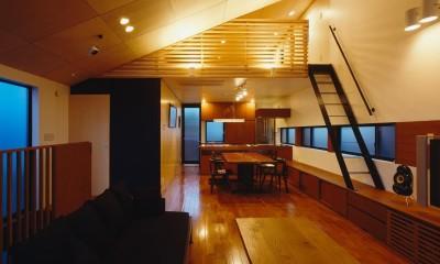 玉川学園の家 (内観4)