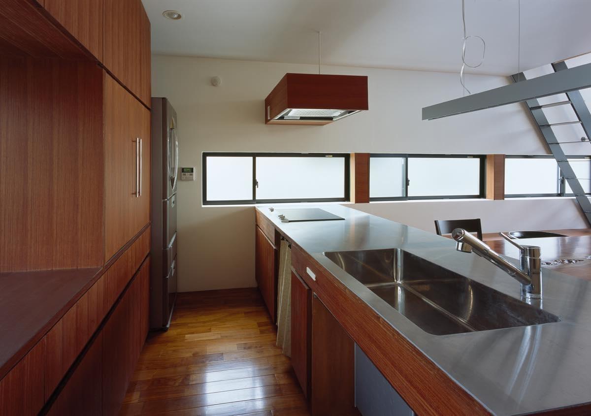キッチン事例:内観7(玉川学園の家)
