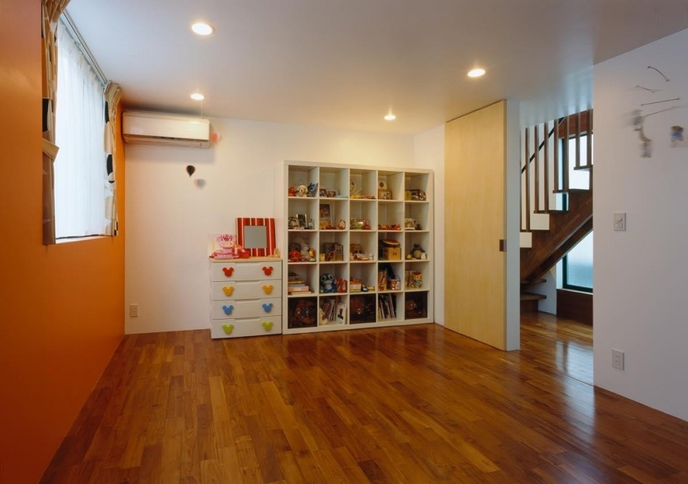 玉川学園の家 (内観13)