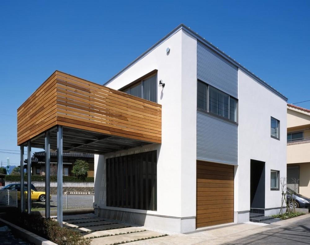 厚木の家 (外観1)