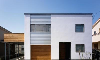 厚木の家 (外観2)