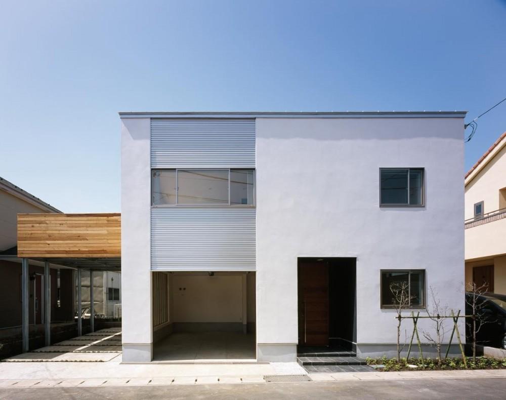 厚木の家 (外観3)