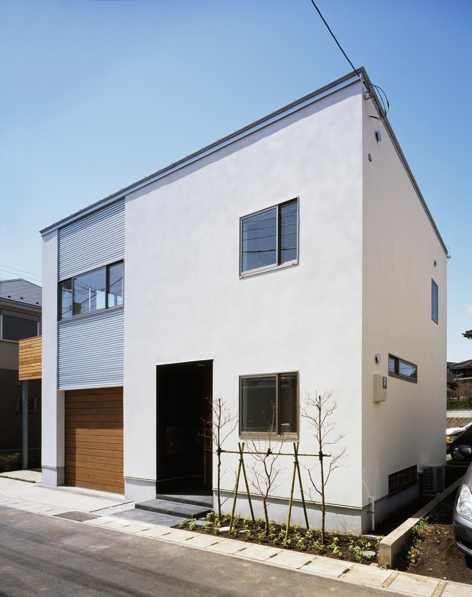 厚木の家 (外観4)