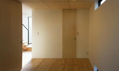 厚木の家 (内観2)