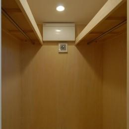 厚木の家 (内観3)