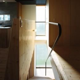厚木の家 (内観6)