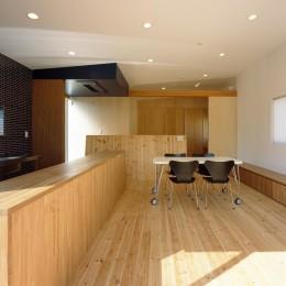 厚木の家 (内観8)