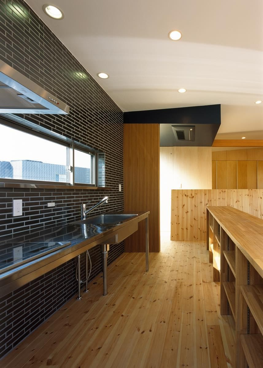 キッチン事例:内観10(厚木の家)