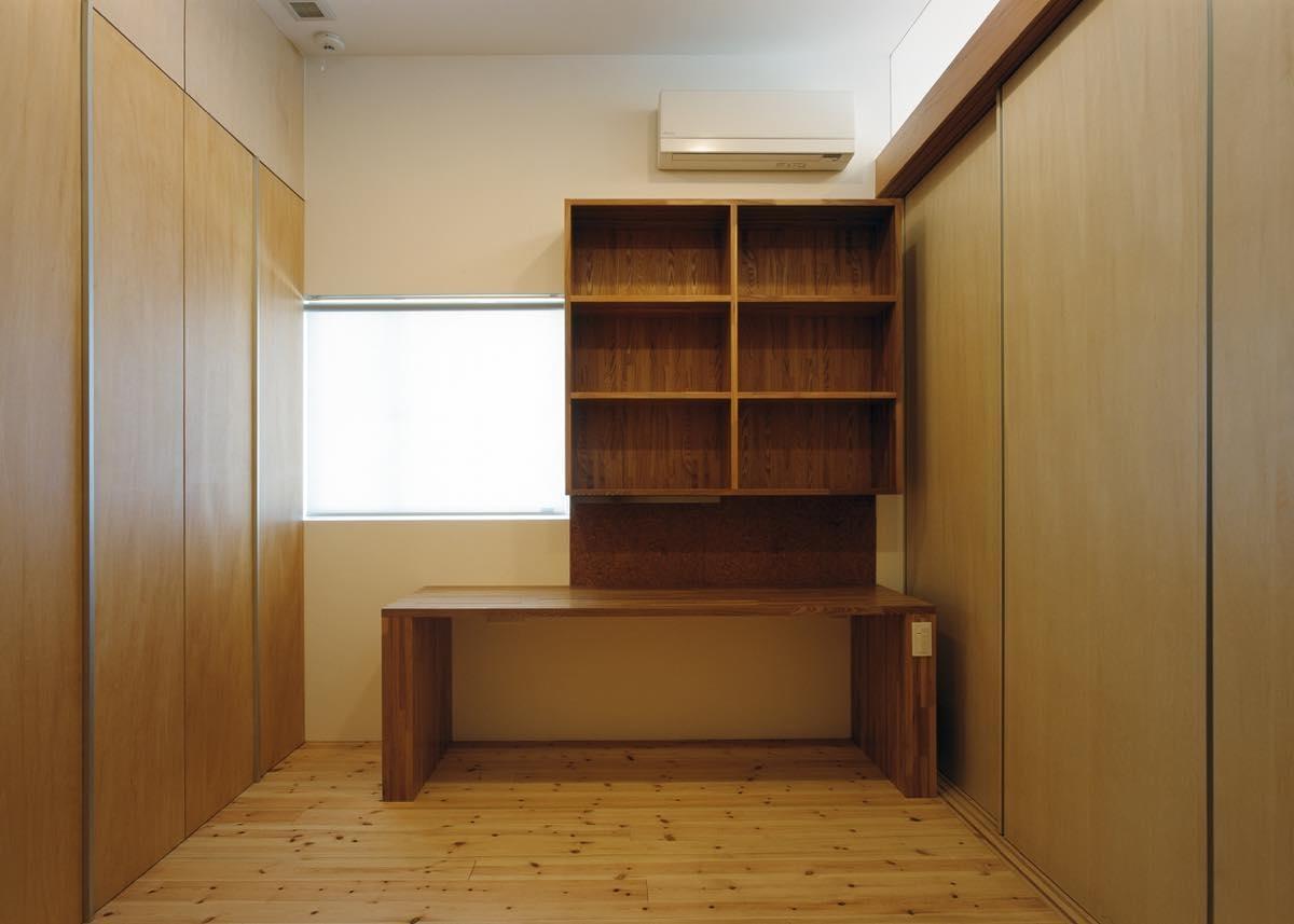 書斎事例:内観12(厚木の家)