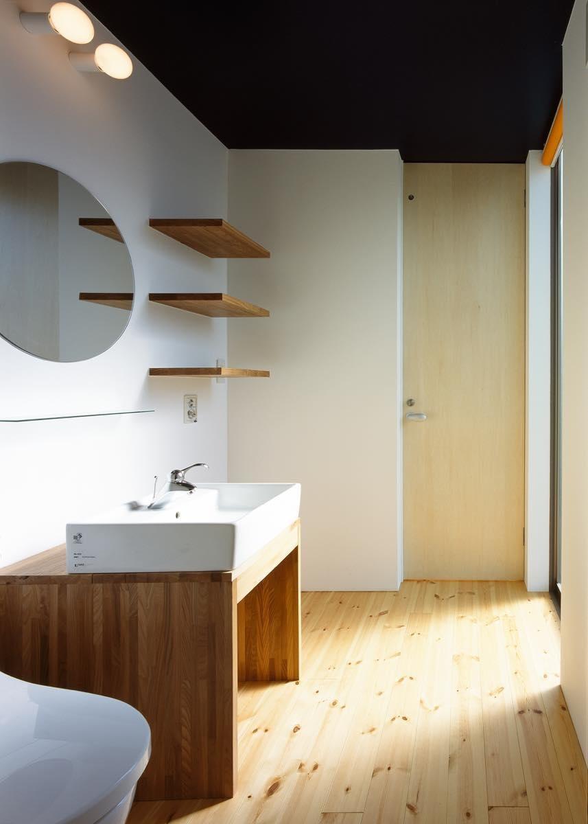 バス/トイレ事例:内観13(厚木の家)