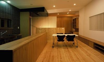 厚木の家 (内観14)