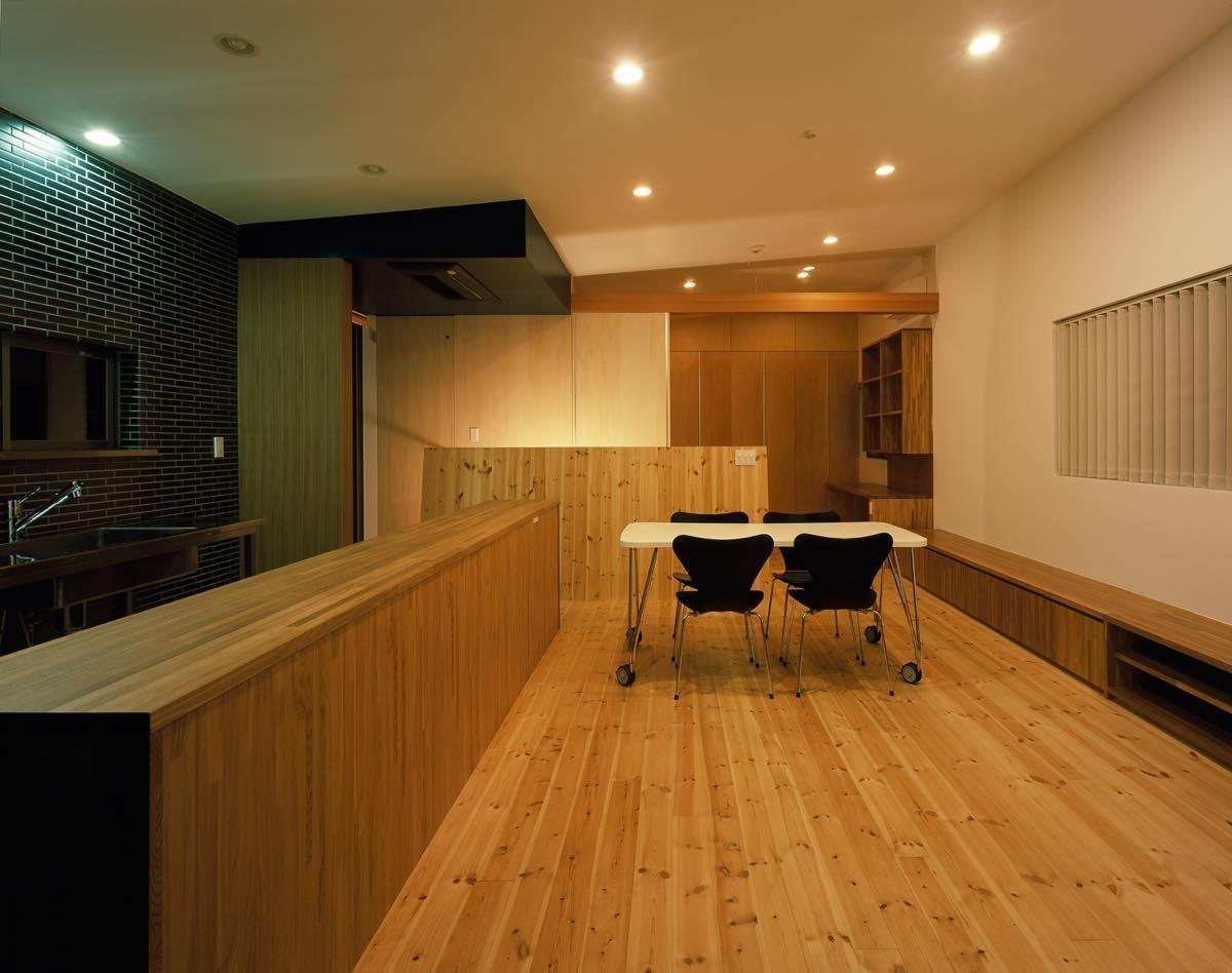 リビングダイニング事例:内観14(厚木の家)