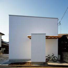 杉戸町の家 (外観1)