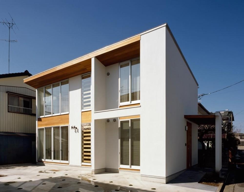 杉戸町の家 (外観2)