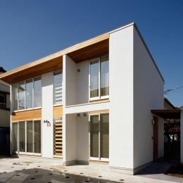 杉戸町の家