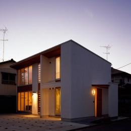 杉戸町の家 (外観4)