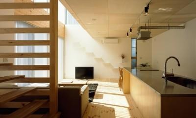 杉戸町の家 (内観2)