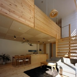 杉戸町の家 (内観3)