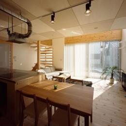 杉戸町の家 (内観4)