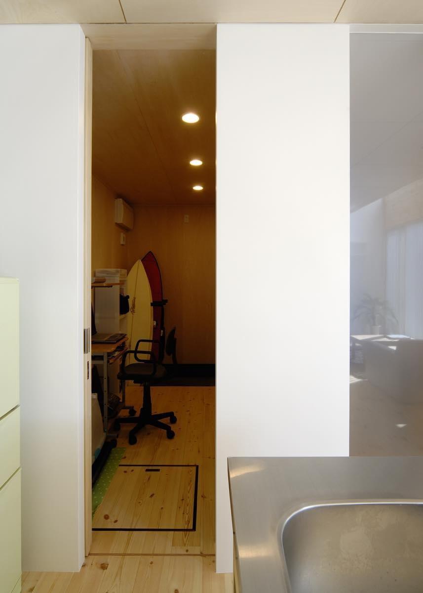 書斎事例:内観10(杉戸町の家)