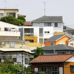 藤沢の家・K邸 (外観1)