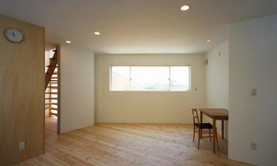 藤沢の家・K邸 (内観3)