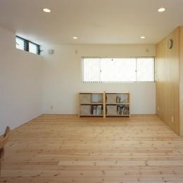 藤沢の家・K邸 (内観4)