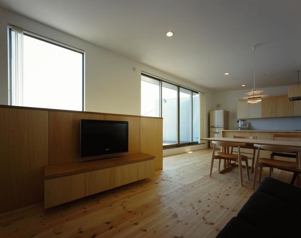 藤沢の家・K邸 (内観10)